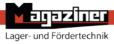 Logo Magaziner Lager- und Fördertechnik