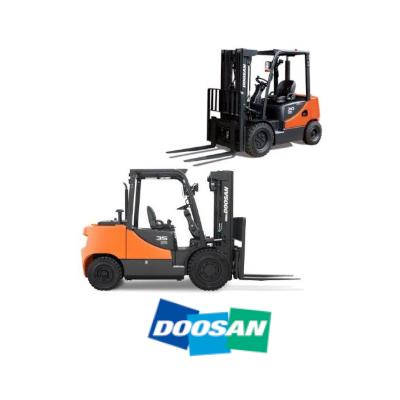 Doosan Dieselstapler, Gabelstapler für Ostfriesland