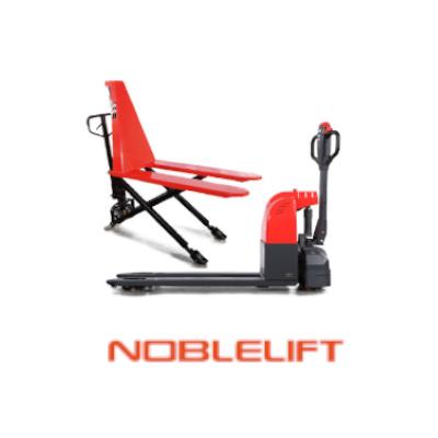 Handhubwagen, Scherenhubwagen und Elektrohubwagen von Noblelift