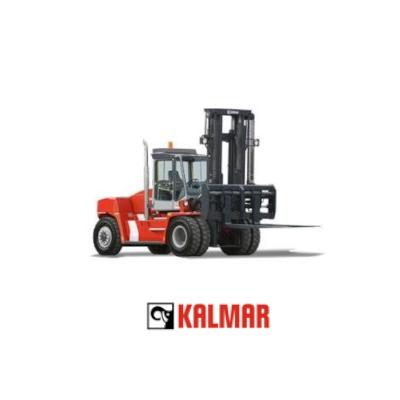 Elektro Schwerlasstapler und Diesel Schwerlaststapler von Kalmar. Containerstapler, RoRo Stapler