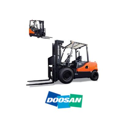 Doosan Gasstapler/Treibgasstapler, Gabelstapler für Ostfriesland