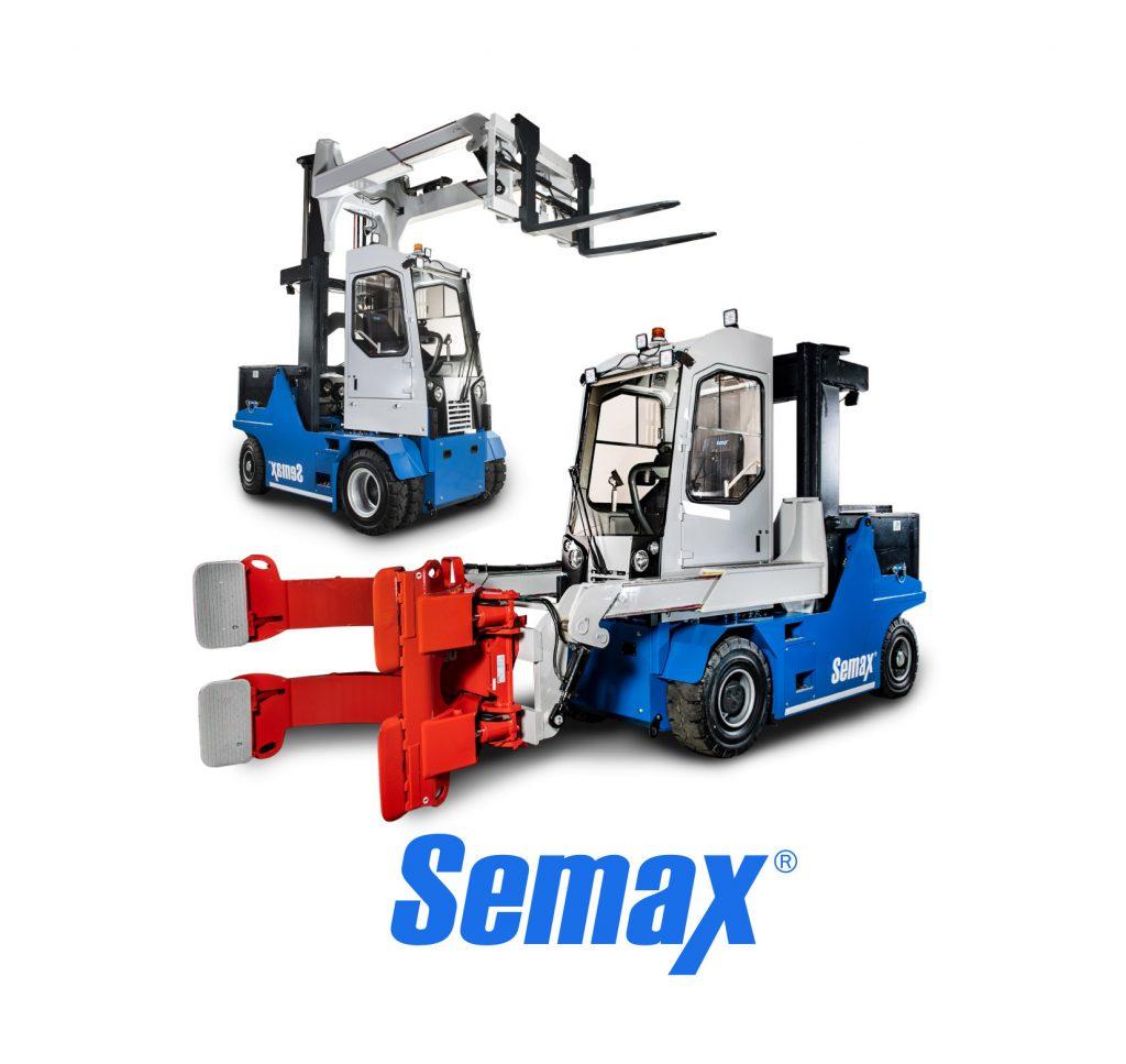 Gegengewicht-Stapler von Semax